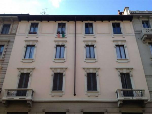 Appartamento in affitto a Milano, Centrale/sondrio, Arredato, 55 mq - Foto 12