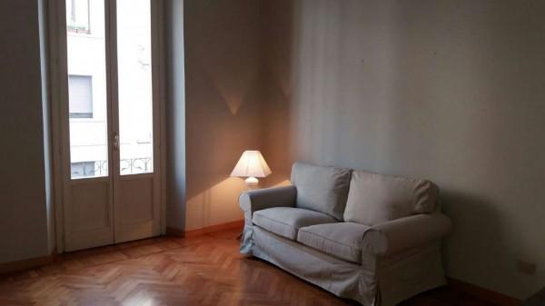 Appartamento in affitto a Milano, Centrale/sondrio, Arredato, 55 mq - Foto 13