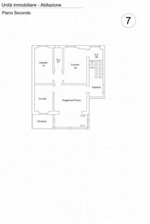 Appartamento in affitto a Firenze, Arredato, 82 mq - Foto 2