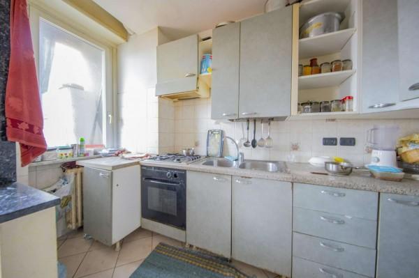 Appartamento in vendita a Milano, Affori Centro, Con giardino, 60 mq - Foto 9