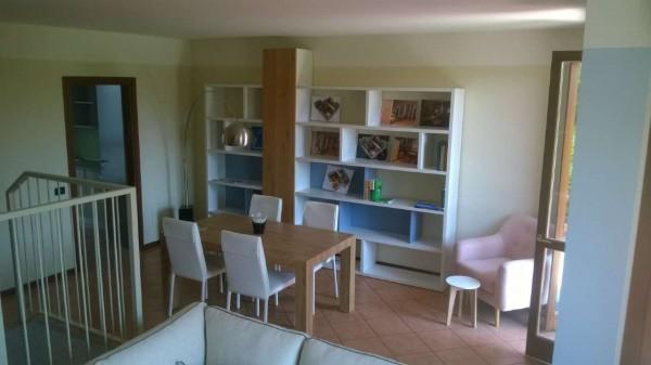 Villa in vendita a Albairate, Corbetta Battuello, Con giardino, 192 mq