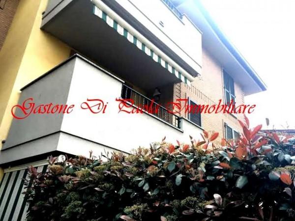 Appartamento in vendita a Cesate, Stazione, Con giardino, 62 mq - Foto 3