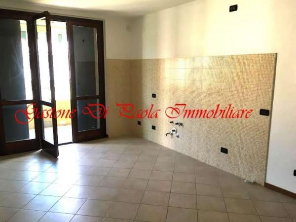 Appartamento in vendita a Cesate, Stazione, Con giardino, 62 mq - Foto 7