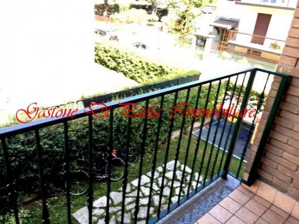Appartamento in vendita a Cesate, Stazione, Con giardino, 62 mq - Foto 14