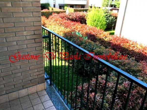Appartamento in vendita a Cesate, Stazione, Con giardino, 62 mq - Foto 11