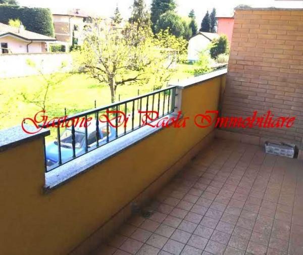 Appartamento in vendita a Cesate, Stazione, Con giardino, 62 mq - Foto 12