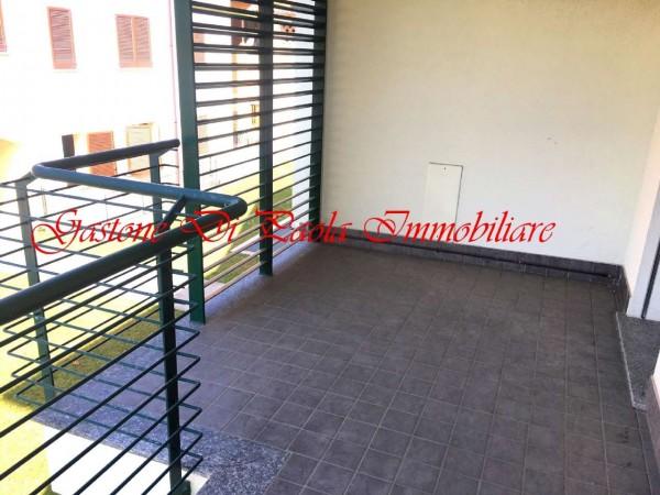 Appartamento in vendita a Mezzago, Con giardino, 75 mq