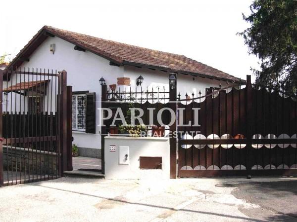 Villa in vendita a Grottaferrata, Con giardino, 100 mq - Foto 3