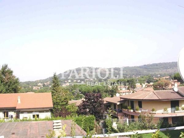 Villa in vendita a Grottaferrata, Con giardino, 100 mq - Foto 5