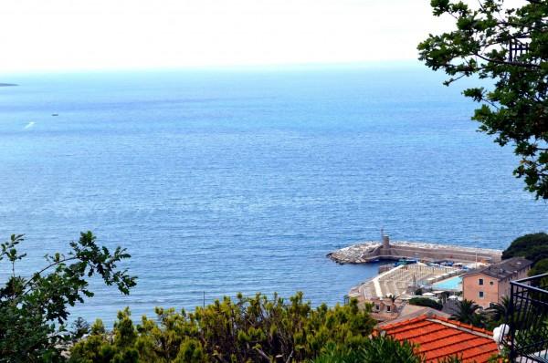 Appartamento in vendita a Recco, Montefiorito, Con giardino, 70 mq