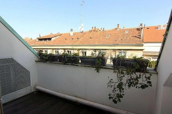 Appartamento in affitto a Milano, Monforte, Con giardino, 240 mq - Foto 5
