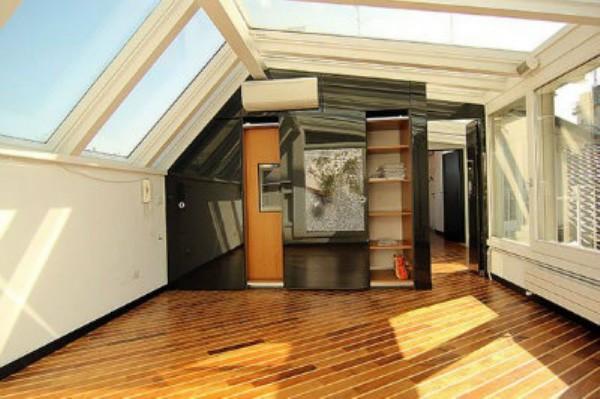 Appartamento in affitto a Milano, Monforte, Con giardino, 240 mq - Foto 22