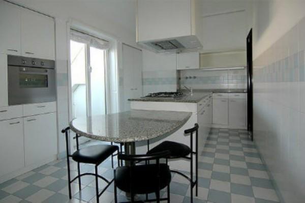 Appartamento in affitto a Milano, Monforte, Con giardino, 240 mq - Foto 21