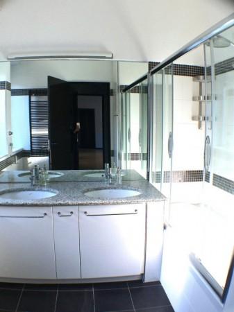 Appartamento in affitto a Milano, Monforte, Con giardino, 240 mq - Foto 16