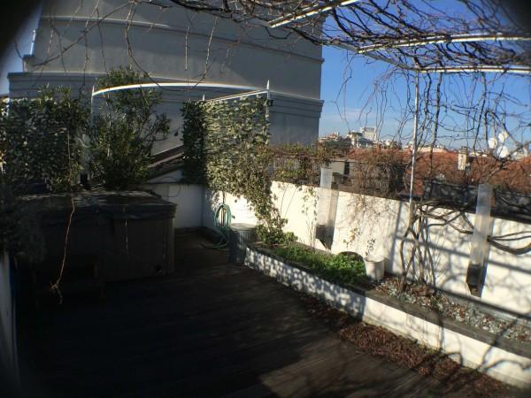 Appartamento in affitto a Milano, Monforte, Con giardino, 240 mq - Foto 10