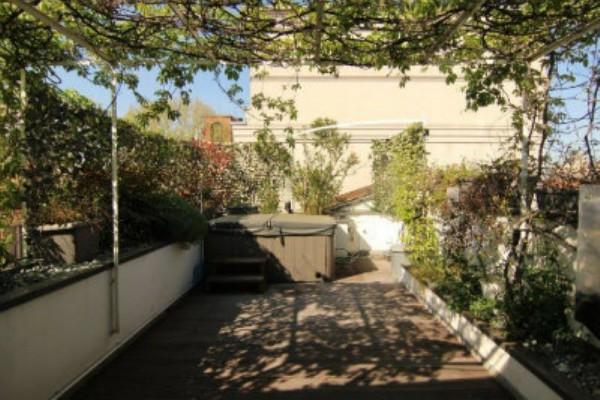 Appartamento in affitto a Milano, Monforte, Con giardino, 240 mq - Foto 23
