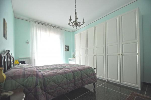 Appartamento in vendita a Genova, Sestri Ponente, Con giardino, 119 mq - Foto 5