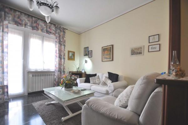 Appartamento in vendita a Genova, Sestri Ponente, Con giardino, 119 mq - Foto 13