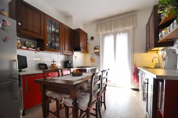 Appartamento in vendita a Genova, Sestri Ponente, Con giardino, 119 mq - Foto 9