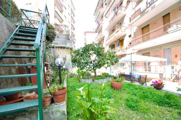 Appartamento in vendita a Genova, Sestri Ponente, Con giardino, 119 mq - Foto 14