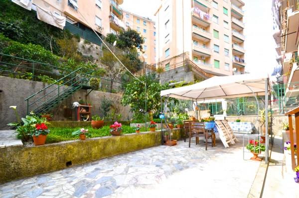 Appartamento in vendita a Genova, Sestri Ponente, Con giardino, 119 mq - Foto 15