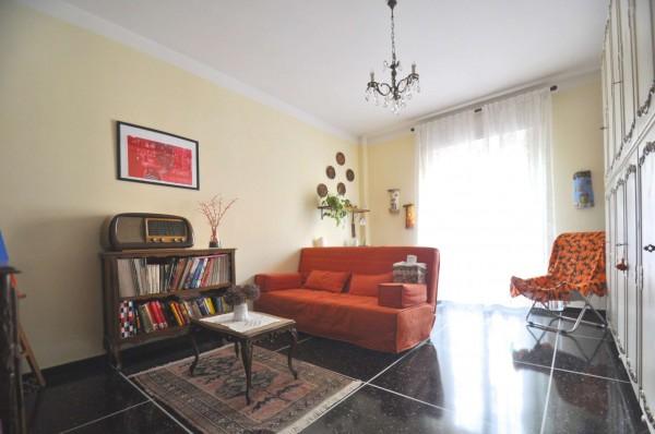 Appartamento in vendita a Genova, Sestri Ponente, Con giardino, 119 mq - Foto 7
