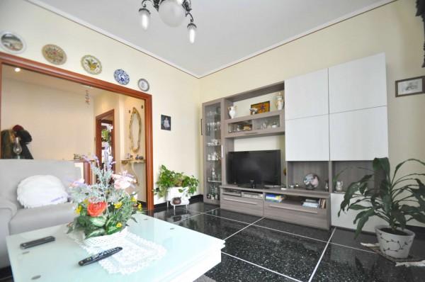 Appartamento in vendita a Genova, Sestri Ponente, Con giardino, 119 mq - Foto 11