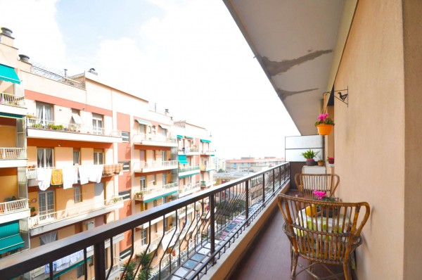 Appartamento in vendita a Genova, Sestri Ponente, Con giardino, 119 mq - Foto 12
