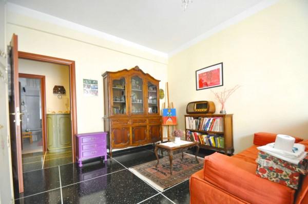 Appartamento in vendita a Genova, Sestri Ponente, Con giardino, 119 mq - Foto 6