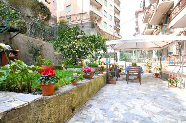 Appartamento in vendita a Genova, Sestri Ponente, Con giardino, 119 mq - Foto 10