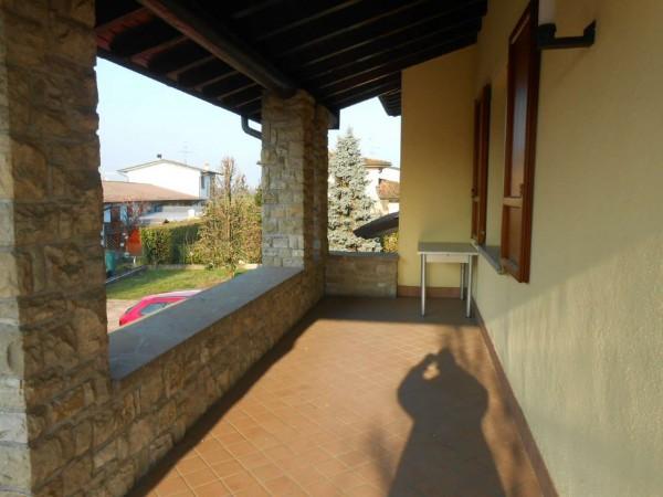 Villa in vendita a Pandino, Residenziale, Con giardino, 419 mq - Foto 41