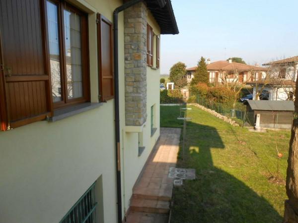 Villa in vendita a Pandino, Residenziale, Con giardino, 419 mq - Foto 48
