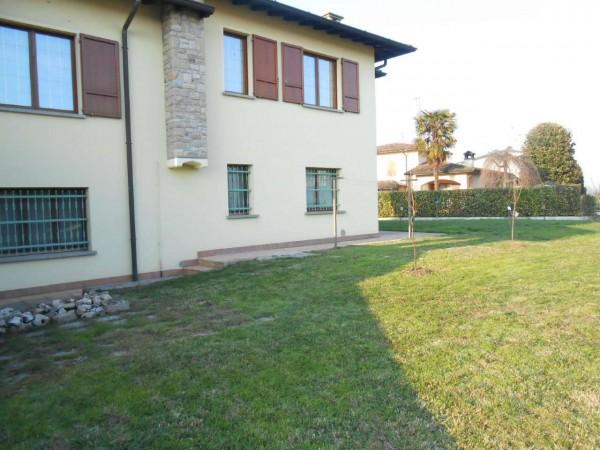 Villa in vendita a Pandino, Residenziale, Con giardino, 419 mq - Foto 12