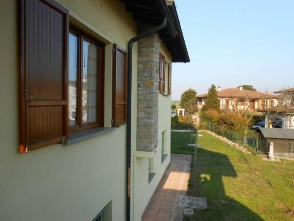 Villa in vendita a Pandino, Residenziale, Con giardino, 419 mq - Foto 47