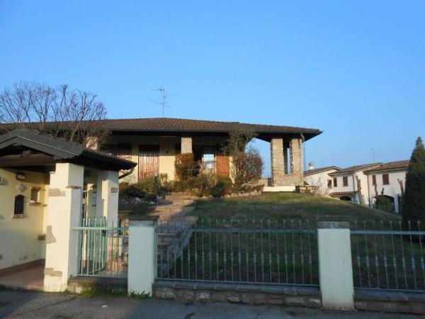 Villa in vendita a Pandino, Residenziale, Con giardino, 419 mq - Foto 3