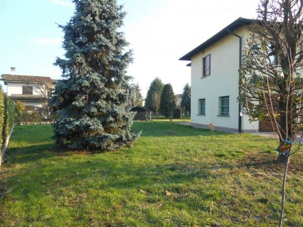 Villa in vendita a Pandino, Residenziale, Con giardino, 419 mq - Foto 24