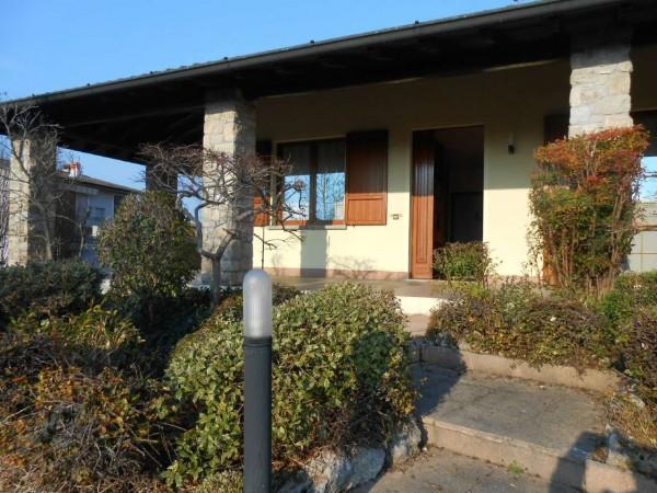 Villa in vendita a Pandino, Residenziale, Con giardino, 419 mq - Foto 37