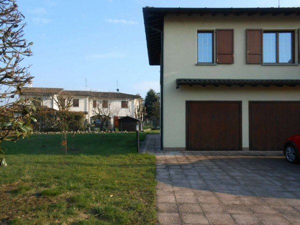 Villa in vendita a Pandino, Residenziale, Con giardino, 419 mq - Foto 26