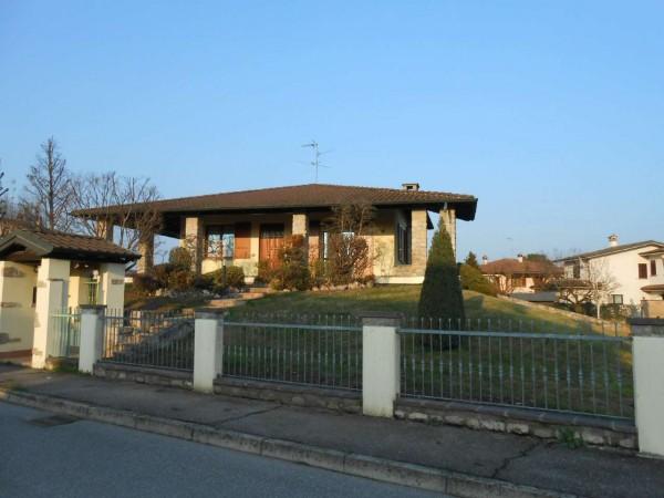 Villa in vendita a Pandino, Residenziale, Con giardino, 419 mq - Foto 4