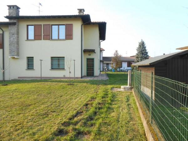 Villa in vendita a Pandino, Residenziale, Con giardino, 419 mq - Foto 17