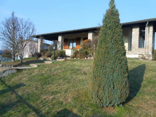 Villa in vendita a Pandino, Residenziale, Con giardino, 419 mq - Foto 31