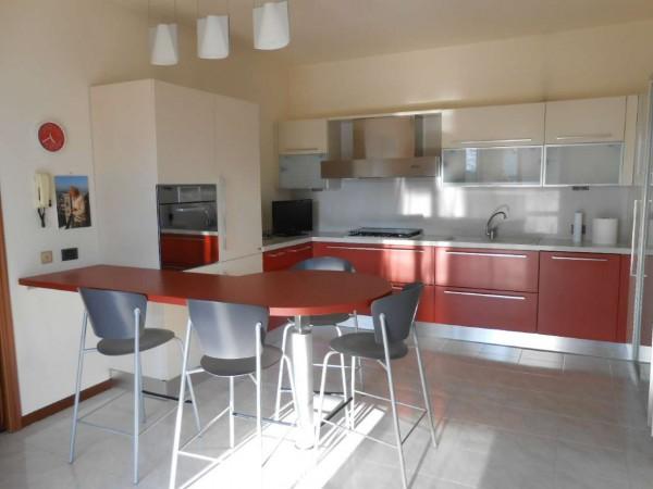 Villa in vendita a Pandino, Residenziale, Con giardino, 419 mq - Foto 74
