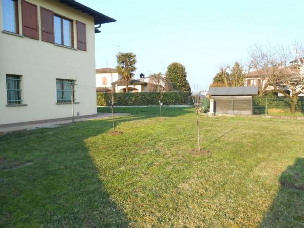 Villa in vendita a Pandino, Residenziale, Con giardino, 419 mq - Foto 13