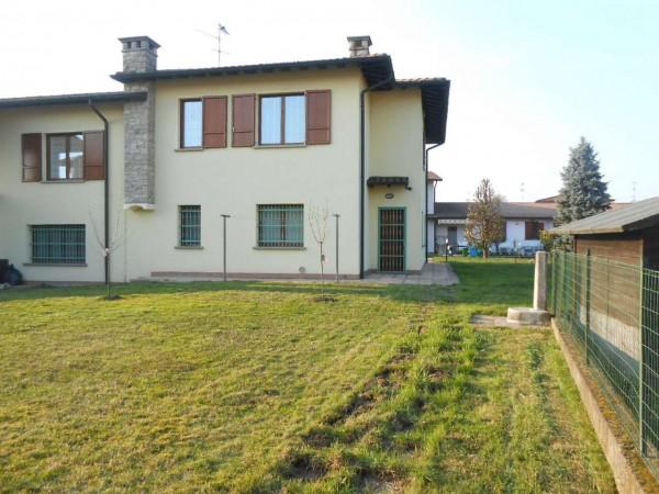 Villa in vendita a Pandino, Residenziale, Con giardino, 419 mq - Foto 19