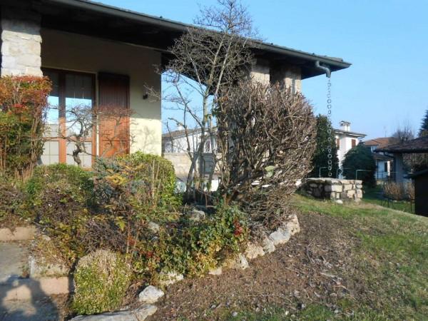 Villa in vendita a Pandino, Residenziale, Con giardino, 419 mq - Foto 35