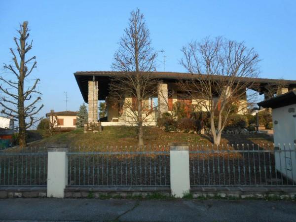 Villa in vendita a Pandino, Residenziale, Con giardino, 419 mq - Foto 2