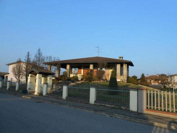 Villa in vendita a Pandino, Residenziale, Con giardino, 419 mq - Foto 5