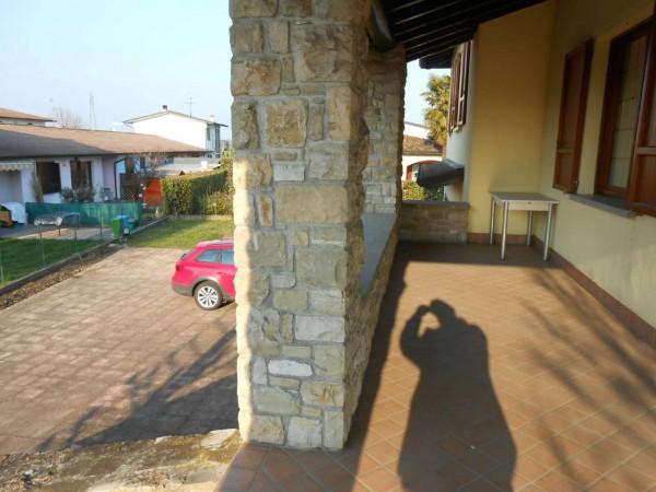 Villa in vendita a Pandino, Residenziale, Con giardino, 419 mq - Foto 39