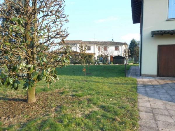 Villa in vendita a Pandino, Residenziale, Con giardino, 419 mq - Foto 25