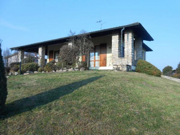 Villa in vendita a Pandino, Residenziale, Con giardino, 419 mq - Foto 124